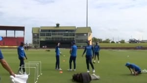 India vs West Indies: Men in blue prepare for 1st ODI after winning T20I series