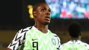 File image of footballer Odion Ighalo(REUTERS)