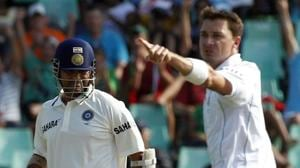 File image of Dale Steyn in action against Sachin Tendulkar.(Getty Image)
