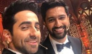 Ayushmann Khurrana and Vicky Kaushal share the National Film Award for Best actor.