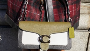 American fashion label Coach is now facing backlash from Chinese consumers.(Coach/Instagram)