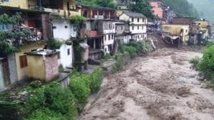 6, including infant, die after house gives way in rains in Uttarakhand