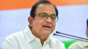 Chidambaram had said that the Union government revoked article 370 in J&K, stripping it of its special status since it is a Muslim-dominated state.(Photo: PTI)