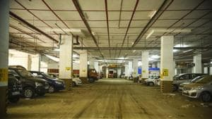 Developers are now set to get transferable development rights (TDR) in exchange for constructing underground public parking lots on behalf of the Brihanmumbai Municipal Corporation (BMC) below proposed and existing open spaces in the city.(Pramod Thakur/HT Photo)