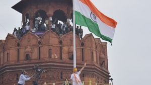 As Prime Minister Narendra Modi addresses the nation from the ramparts of the Red Fort today, India has a lot to be proud of. It has remained united and defied all doomsday projections of fragmentation.(Vipin Kumar / HT Photo)