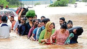 In July, the metropolitan areas of Thane, Kalyan, Ambernath, and Ulhasnagar were inundated after incessant heavy rainfall.