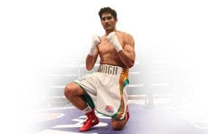 Timing is everything when it comes to keeping fit, says boxer Vijender Singh