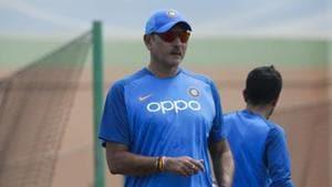 Ravi Shastri continue as head coach of Indian Men's Cricket Team.(AP)