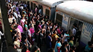 The project will take four years to be implemented on all three suburban railway lines.(HT image)