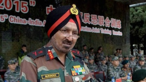 Lt Gen Surinder Singh (retd) is PPSC chairman