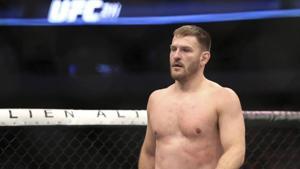 Stipe Miocic regains UFC Heavyweight Championship.(AP)
