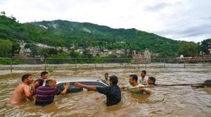 21 killed after heavy rains trigger landslides in Himachal