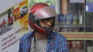 The government plans to ask manufacturers to allot a unique identity number to the helmets.(HT photo (Representational image))
