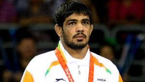 File image of Sushil Kumar(Getty Images)