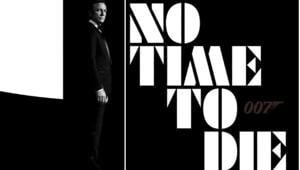 Daniel Craig as James Bond in No Time To Die.(Twitter)