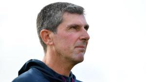 Former England women's team head coach Mark Robinson(Twitter)