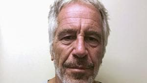 US financier Jeffrey Epstein, 66, killed himself in his New York prison cell a little over a month after he was arrested on sex trafficking charges.(Reuters Photo)
