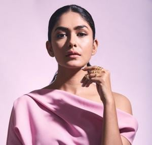 Choose a workout routine that makes you happy, says Mrunal Thakur