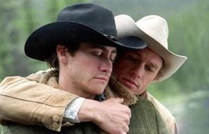 Jake Gyllenhal and Heath Ledger caused more hearts to flutter than anyone would have thought, in Brokeback Mountain.