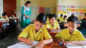 The district level committees will conduct seminars and workshops to ensure better mathematics training.(HT Photo)