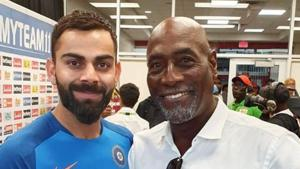 India vs West Indies: 'I believed that I am the man' - Viv Richards tells Virat Kohli in candid interview - Watch