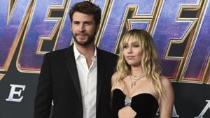 Liam Hemsworth is seeking a divorce from Miley Cyrus after seven months of marriage.(Jordan Strauss/Invision/AP)