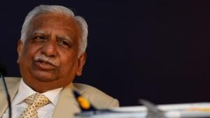 Naresh Goyal, founder of the now-grounded Jet Airways, is not cooperating in the investigation in a case of alleged fraud of Rs 18,000 crore, the Centre claimed in the Delhi High Court.(Reuters Photo)