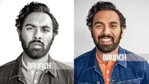 Hollywood has found a new sweetheart in an unlikely suspect-- Himesh Patel(Maarten de Boer/The Licensing Project)