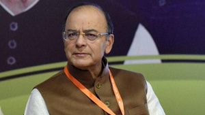 Former Union finance minister Arun Jaitley died at Delhi's All India Institute of Medical Sciences on Saturday.(HT image)