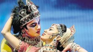 Krishna Janmashtami 2019: For the past 42 years, for a week every year, the institute has been organising a dance drama on Lord Krishna.