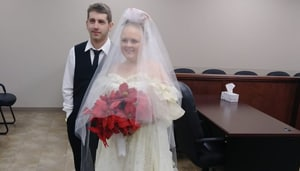 Married only minutes, US newlyweds killed in crash in front of family
