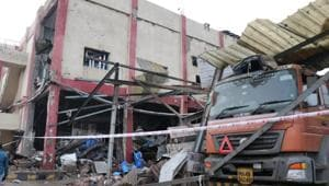 16 workers injured in Mohali factory blast