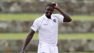 West Indies captain Jason Holder 'disappointed' with batsmen