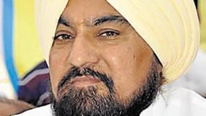 Congress MLA from Rajpura Hardial Singh Kamboj has said that dominance of bureaucracy has not gone well with the workers.(HT photo)