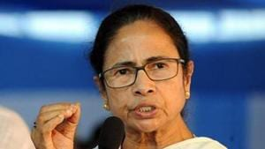 West Bengal Chief Minister Mamata Banerjee has said that people in villages should not pay local panchayats for offering any service under government schemes.(ANI PHOTO.)