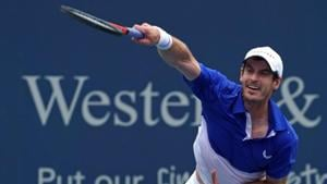 Andy Murray registered his 2nd win at the second-tier Challenger Event in Mallorca(USA TODAY Sports)