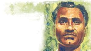 Dhyan Chand was a legendary sportsperson who paved the path of the British Indian team to win three Olympic hockey gold medals and scored over 400 goals in his international career.(Illustration: Mohit Suneja)