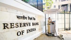 Number of frauds related to advances were predominant followed by card/internet related frauds and deposits related frauds, the RBI report said. (Photo by Aniruddha Chowdhury/Mint)