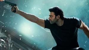 Saaho movie review Telugu: The bloated action film stars Prabhas and Shraddha Kapoor in lead roles.(Instagram)