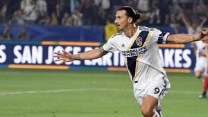 Zlatan Ibrahimovic has played for Manchester United in 2016/17 season.(USA TODAY Sports)