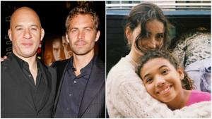 Paul Walker and Vin Diesel's friendship is shared by their daughters as well.