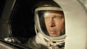 Brad Pitt plays an astronaut in Ad Astra.