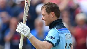 File image of England skipper Eoin Morgan.(Getty Images)