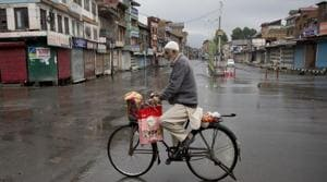 """While it is accepted that a limiting of civil liberties and telecom services was inevitable in the immediate aftermath — to prevent instigation of violence — an early return to normality is essential. Admittedly """"normality"""" is a contested expression in Kashmir(AP)"""