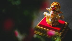 Ganesh Chaturthi 2019: Shri Ganapati or Gajavaktra is one of the most loved Hindu deities.(Unsplash)