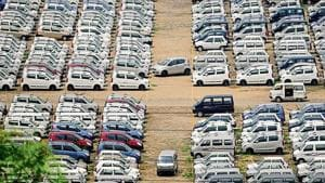 Measures announced by the finance minister to boost demand are primarily focused on the auto sector.(MINT File)