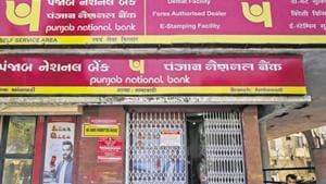 Among the banks to be merged is Punjab National Bank which will amalgamate with the Oriental Bank of Commerce and the United Bank.(REUTERS)