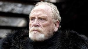 James Cosmo played Lord Commander Mormont on Games of Thrones in the series' early seasons.