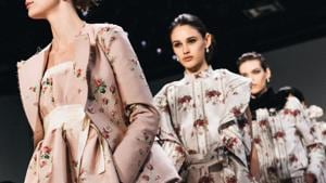 New York Fashion Week sets new trend with shortened schedule for upcoming season.(@NYFW/Twitter)