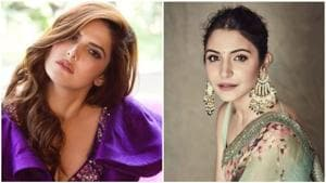 Zareen Khan says she has met Anushka Sharma only at special events.